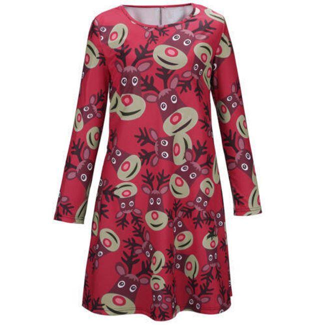 Dámské šaty Rudolf 1