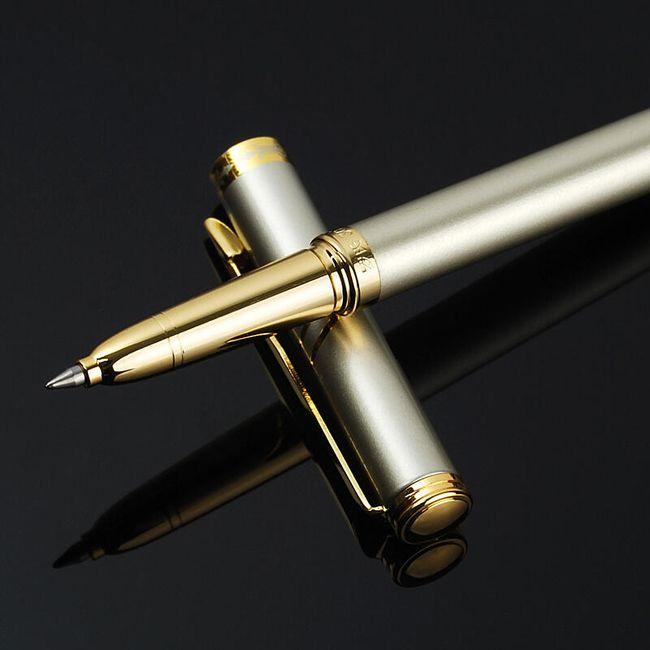 Luksuzni kovinski kemični svinčnik 1
