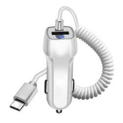 Автомобильное зарядное устройство QG07