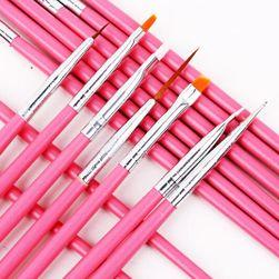 Set de 20 de instrumente pentru decorat unghii