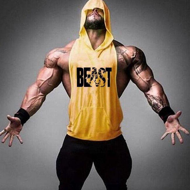 Sport férfi trikó Darrel 1
