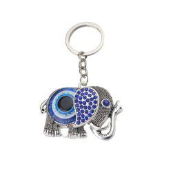 Ключодържател - слон за щастие