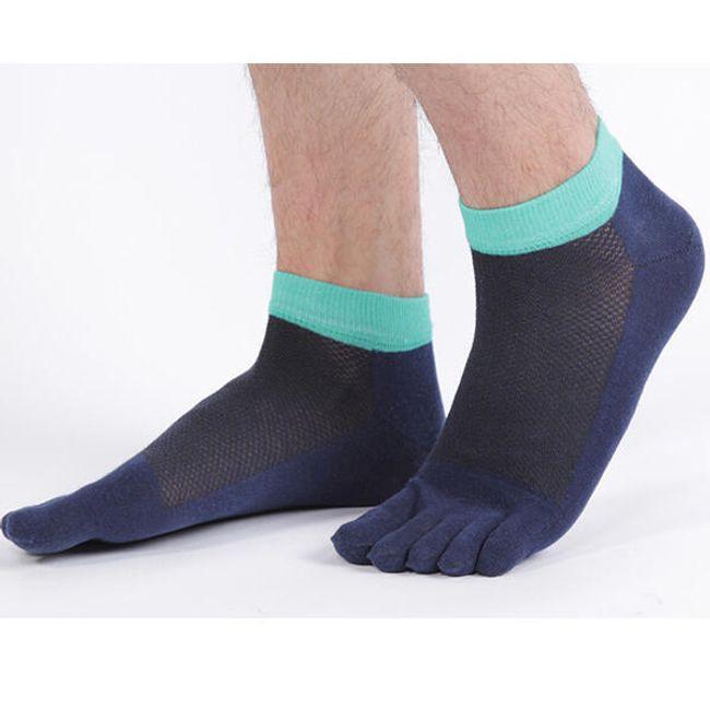 Férfi boka zokni divattervezés 1
