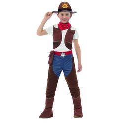 Otroški kavbojski kostum (S) RZ_207776