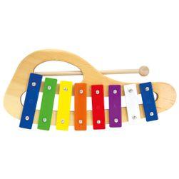 Xylofon kovový obloukový RS_86557
