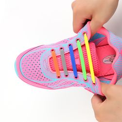 Силиконовые шнурки, 16 шт. - 11 вариантов