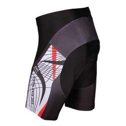 Férfi kerékpáros rövidnadrág gélerősítéssel - 9 változat