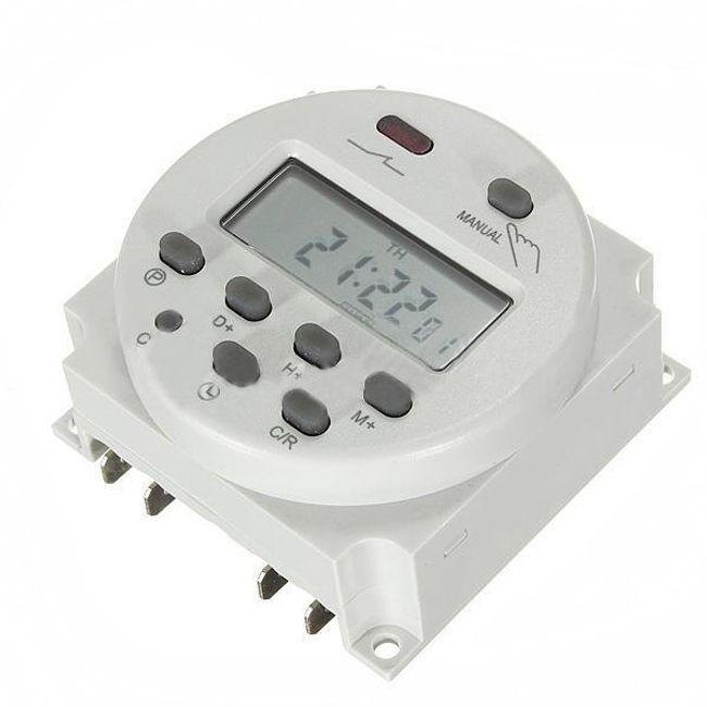 Cronometru digital - programabil 1