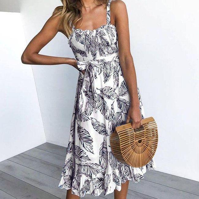 Летнее платье Fillanie 1