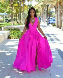 Dámské šaty bez rukávů Alhertina