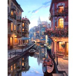 Imagine DIY pentru pictură - Veneția