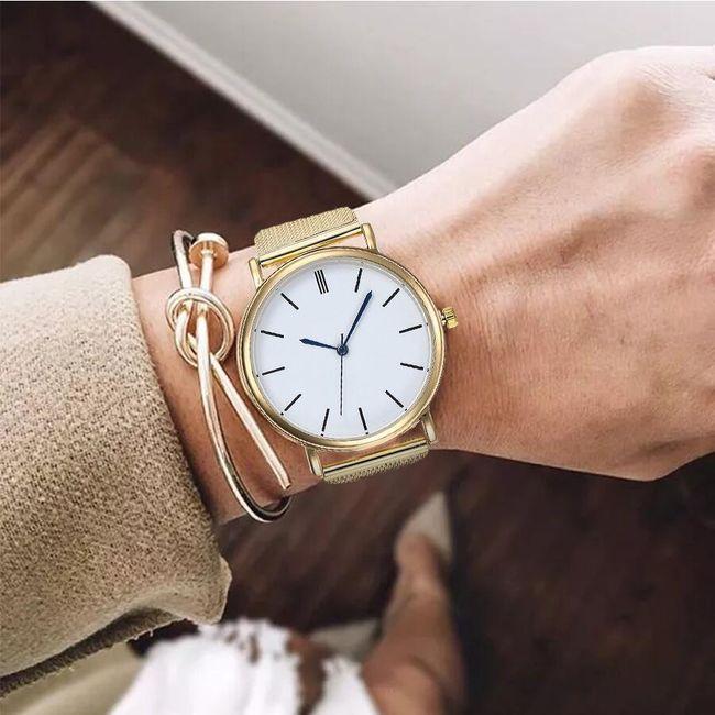 Dámské analogové hodinky I02 1