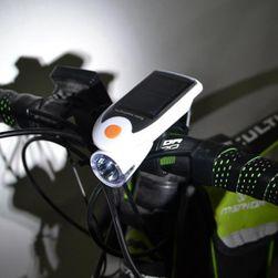 Cyklistické solární světlo – více barev