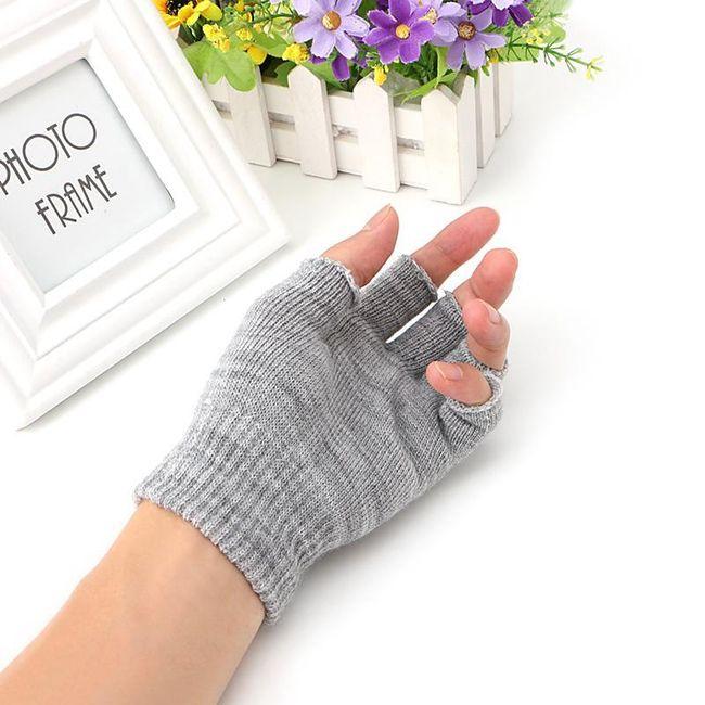 Dámské rukavice bez prstů Loura 1