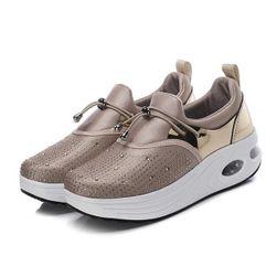 Dámské boty na platformě Cambri