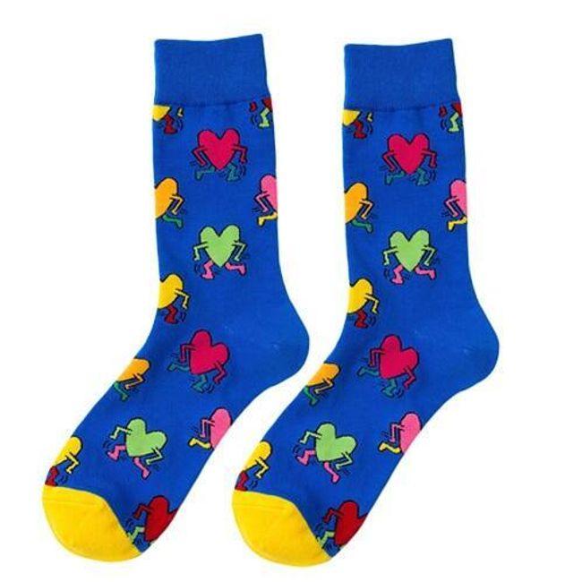 Unisex ponožky Renys 1