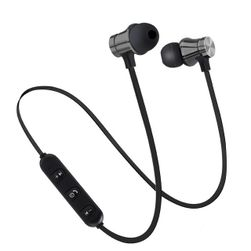 Безжични слушалки WH9 Černá