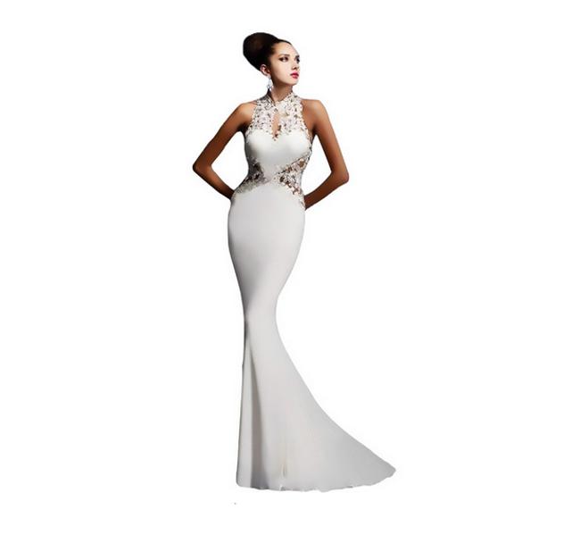Damska sukienka wizytowa Alicia 1