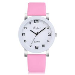 Дамски аналогов часовник - различни цветове