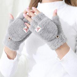 Mănuși fără degete pentru femei DR457