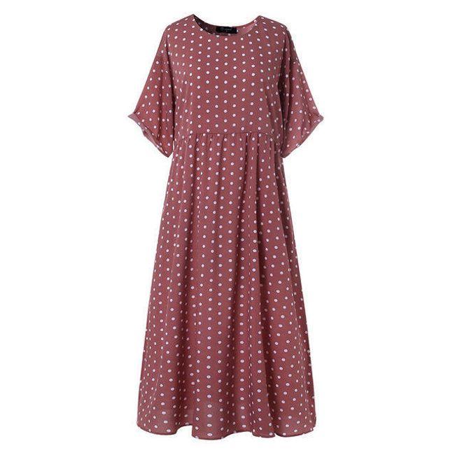 Damskie sukienki maxi Bastry 1
