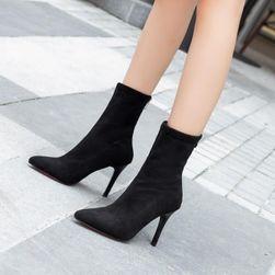 Dámské boty na podpatku Rosine