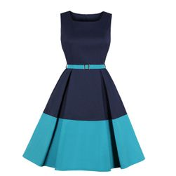 Женское платье А-силуэта Taira