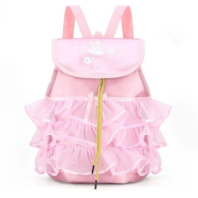Dziewczęcy plecak B06451 1