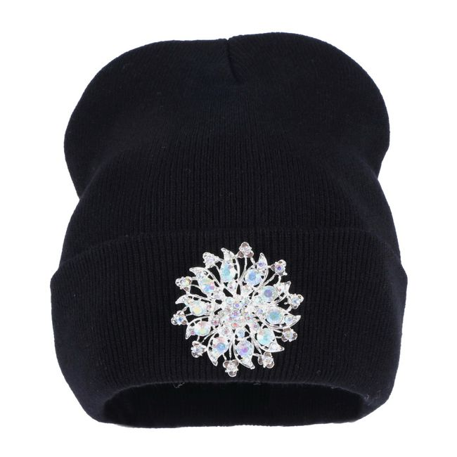 Bayan kış şapkası M34 1