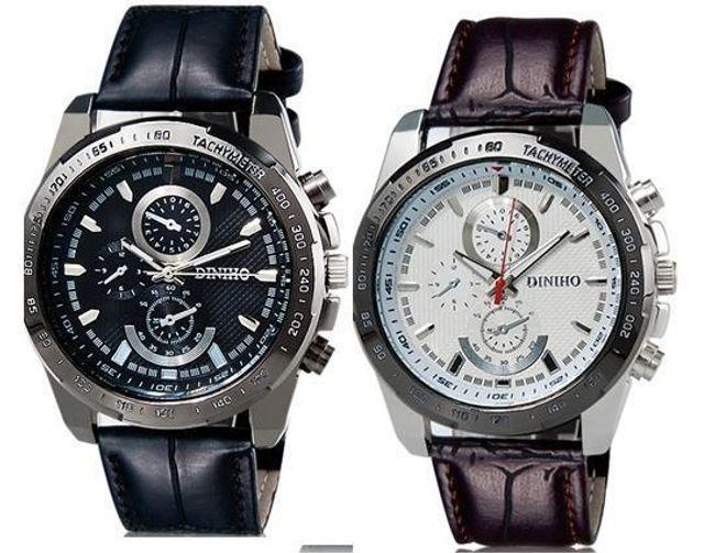Pánské hodinky ve dvou barvách 1