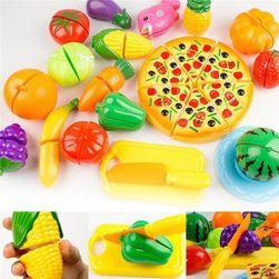 Zestaw dla dzieci - krojenie owoców i warzyw