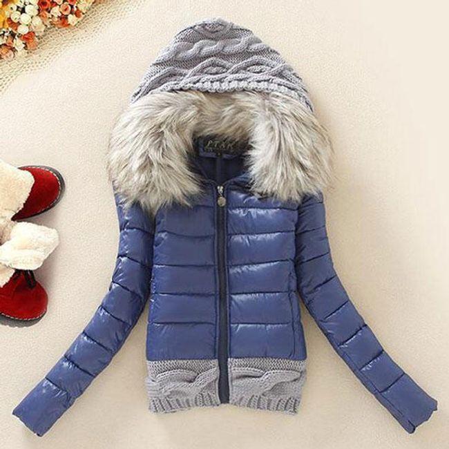 Ženska zimska jakna Gemma - 5 boja 1