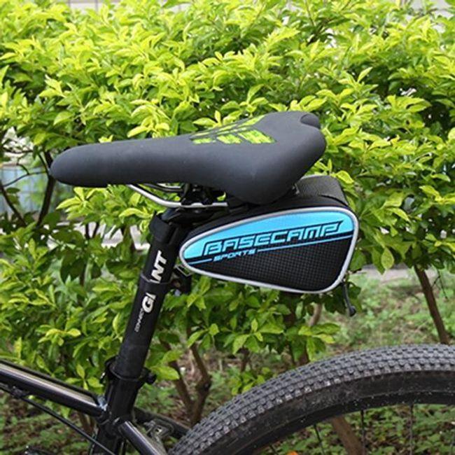 Велосипедная сумка - 3 цвета 1