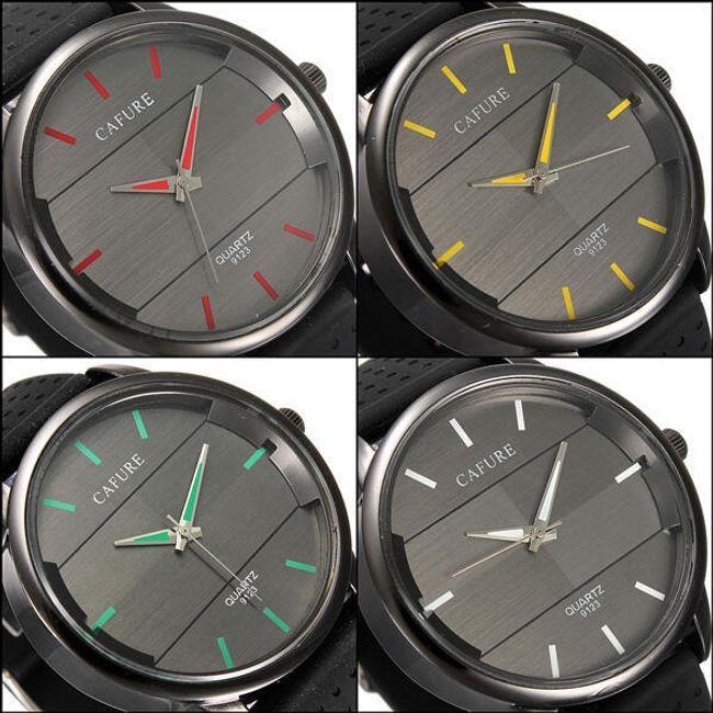 Pánské silikonové sportovní hodinky - na výběr ze 3 provedení 1