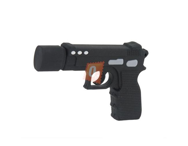 4GB Flashdisk - pistole 1