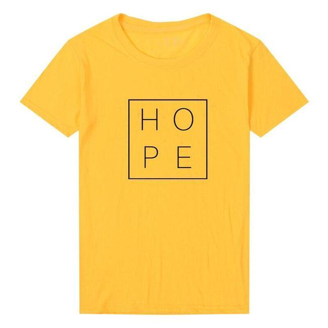 Ženska majica Hope 1