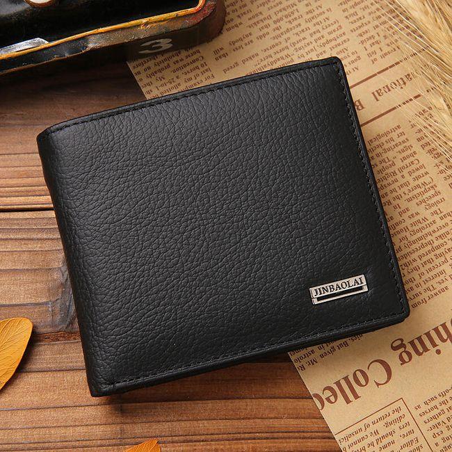 Pánská peněženka z umělé kůže - více variant 1