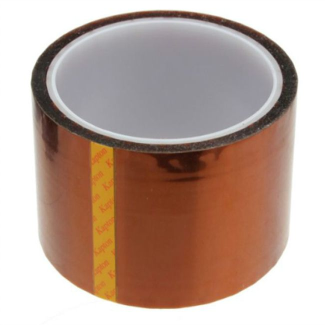 Banda adeziva rezistenta la temperaturi inalte 1