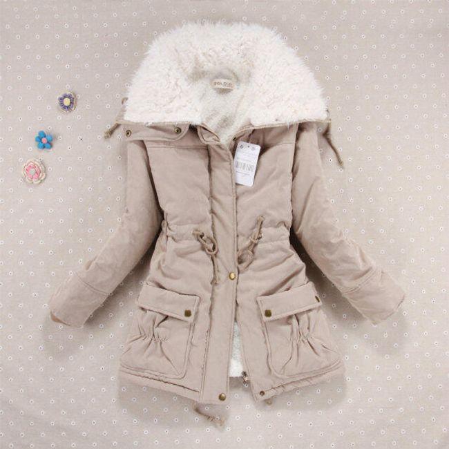 Zimní bunda Tereza - 9 barev 1
