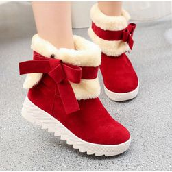Damskie buty zimowe Bianca