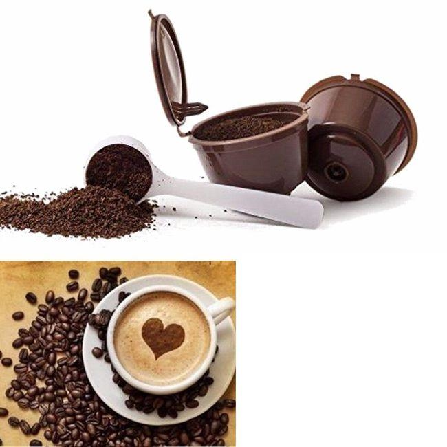 Univerzális kapszula újrafelhasználható kávéfőzőkhöz - 1 darab 1