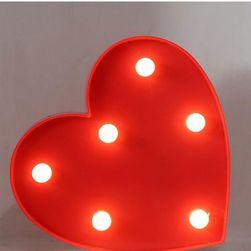 LED лампичка Heart