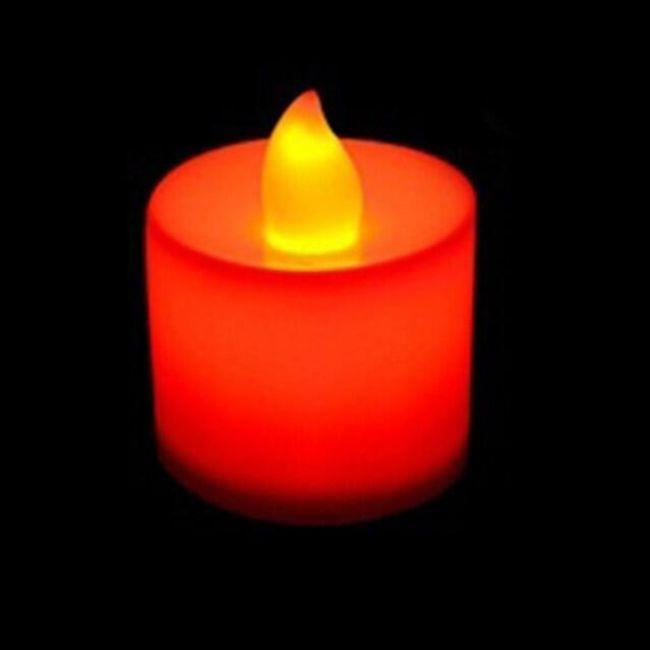LED svíčka B0332 1