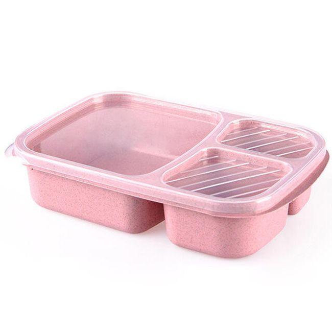 Krabička na občerstvení v japonském stylu 1