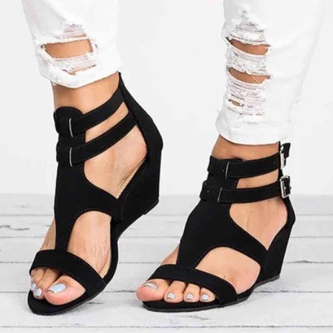 Ženske sandale na platformu Orrilena 1
