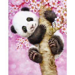Алмазная мозаика- Панда