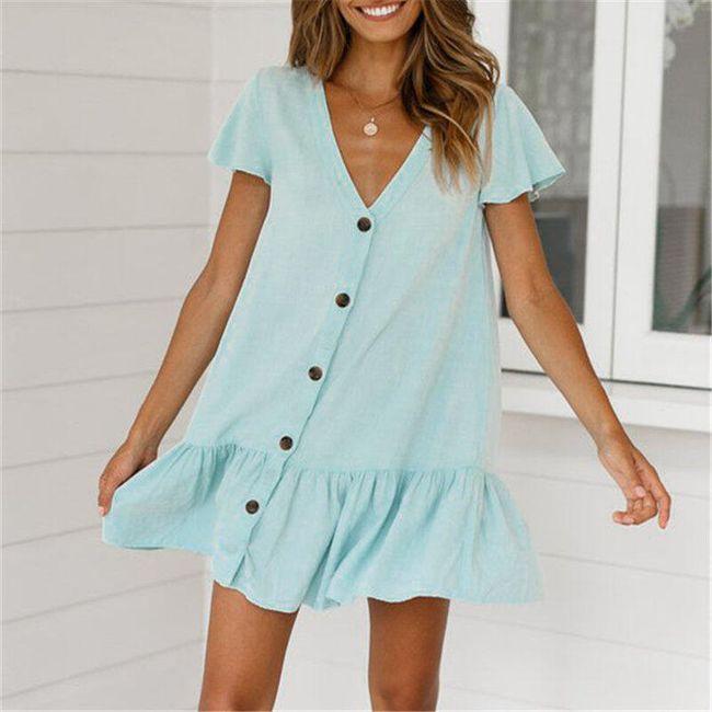 Пляжное платье Evie 1