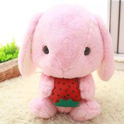 Большой плюшевый кролик