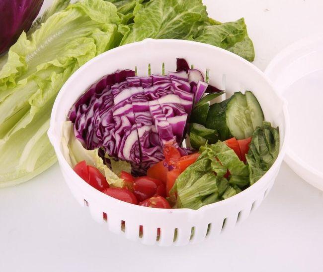 Mísa na mytí a krájení salátu 1
