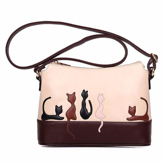 Ženska torbica Lilly 1